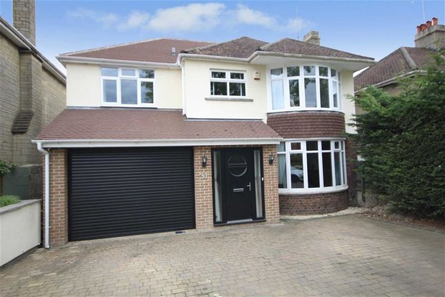 Thumbnail Detached house for sale in Marlborough Road, Old Town, Swindon