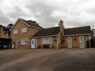 Thumbnail Detached house for sale in Field Road, Mildenhall, Bury St. Edmunds