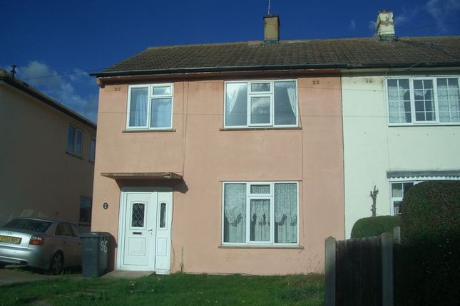 Thumbnail Semi-detached house for sale in Danesway, Scawthorpe, Doncaster