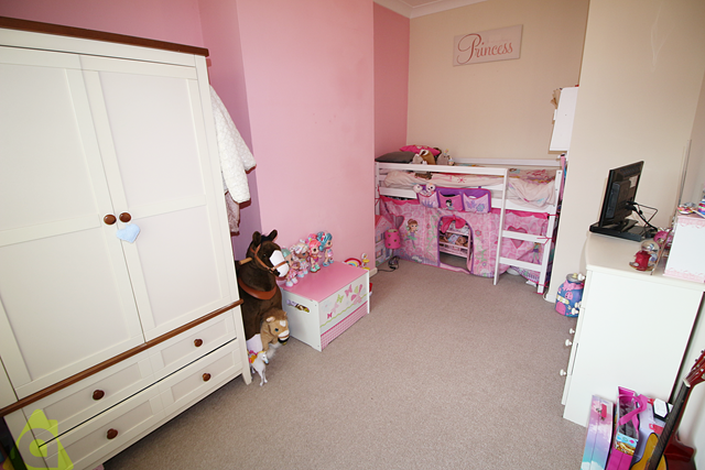 Bedroom of Atherton Road, Hindley, Wigan WN2