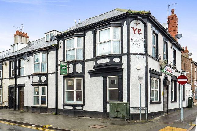 Thumbnail Property for sale in Kinmel Street, Rhyl
