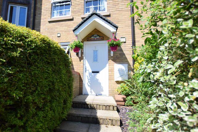 4 bed terraced house for sale in Riverside Retreat, Dove House Meadow, Great Cornard