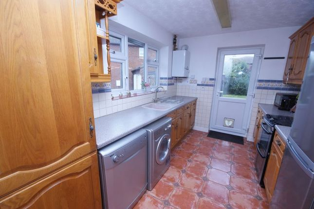 Kitchen of Sparrow Court, Lee-On-The-Solent PO13