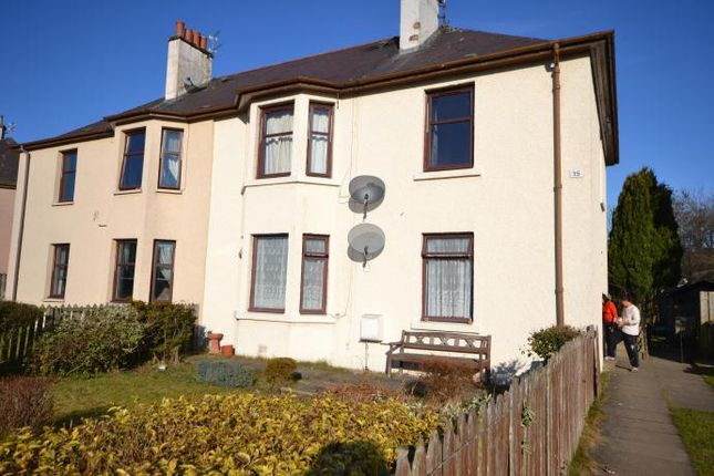 Thumbnail Flat to rent in Hatton Place, Rattray, Blairgowrie