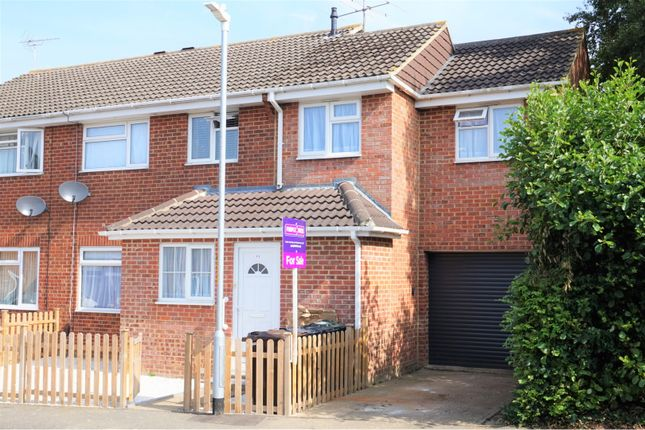 Thumbnail Semi-detached house for sale in Luckhurst Road, Ashford