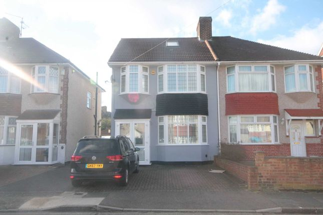Thumbnail Semi-detached house for sale in Buxton Road, Erith