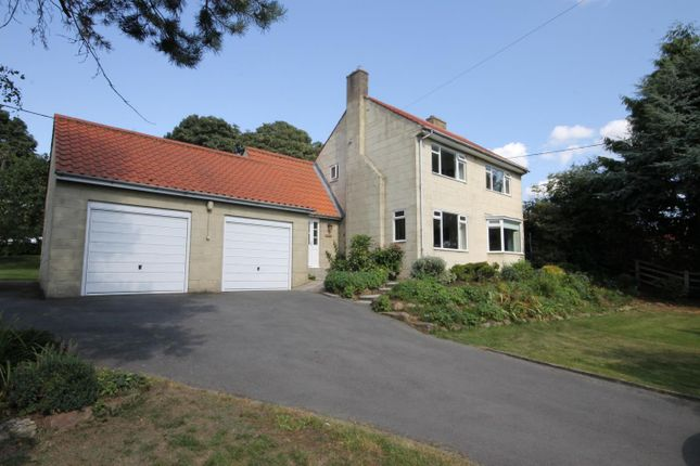 Thumbnail Detached house for sale in The Croft, Ellerbeck, Northallerton