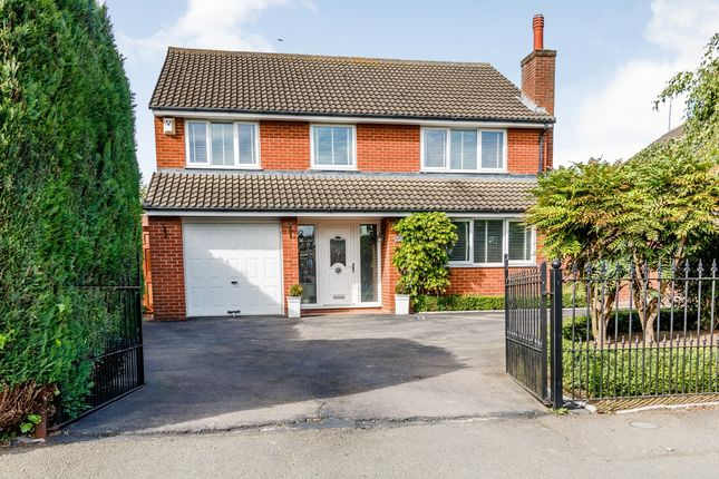 Thumbnail Detached house for sale in Wrenbury Road, Northampton, Northamptonshire