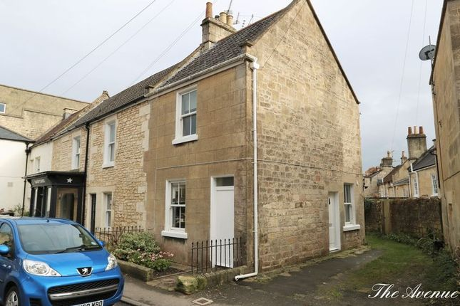 Thumbnail Cottage to rent in Avenue Place, Combe Down, Bath