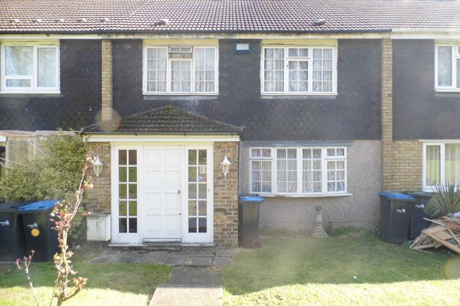 Thumbnail Terraced house for sale in Berkeley Gardens, Winchmore Hill