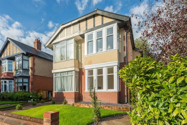 Thumbnail 3 bed semi-detached house for sale in Haddricks Mill Road, South Gosforth, Newcastle Upon Tyne