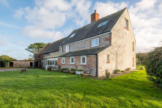 Thumbnail Farmhouse for sale in Betty Haunt Lane, Newport