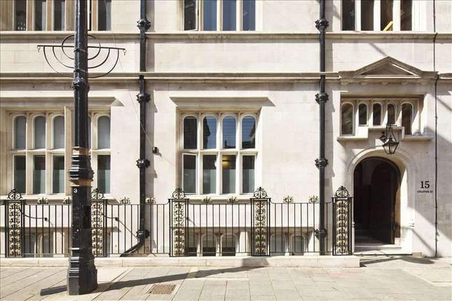 Thumbnail Office to let in 15 Stratton Street, London