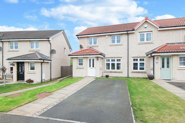 Thumbnail End terrace house for sale in 92 Atholl View, Prestonpans, East Lothian