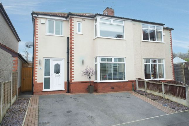 3 bed semi-detached house for sale in Milford Road, Harwood, Bolton, Lancashire