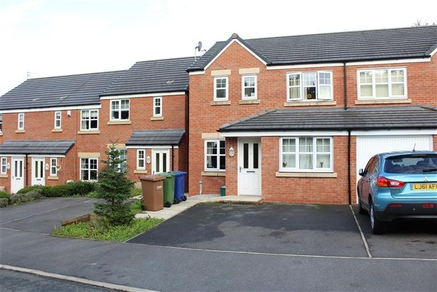 Thumbnail Property for sale in Spinners Close, Chorley