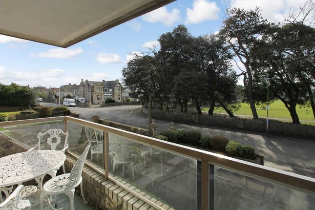 Thumbnail Flat to rent in Clarence Road North, Weston-Super-Mare