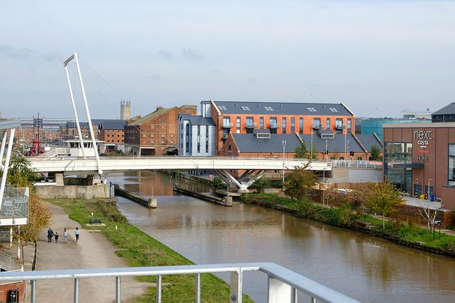 "2 bedroom flat for sale in ""Dulcio Hr"" at St. Ann Way, The Docks, Gloucester"