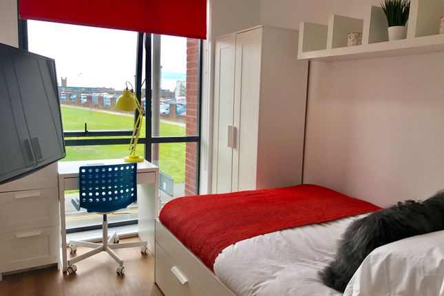 Thumbnail Flat to rent in 2 Seymour Street, Liverpool