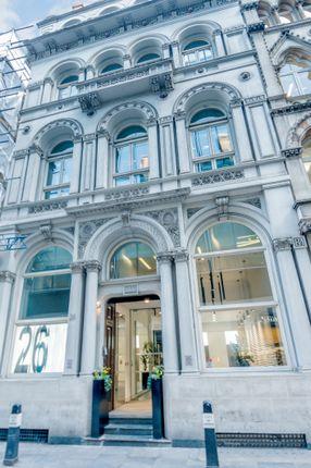 Thumbnail Office to let in Throgmorton Street, London