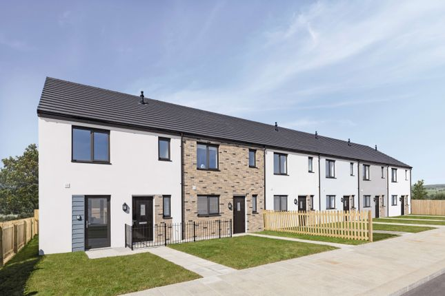 Thumbnail Terraced house for sale in The Beryan At Boslowen, Dolcath Avenue, Camborne