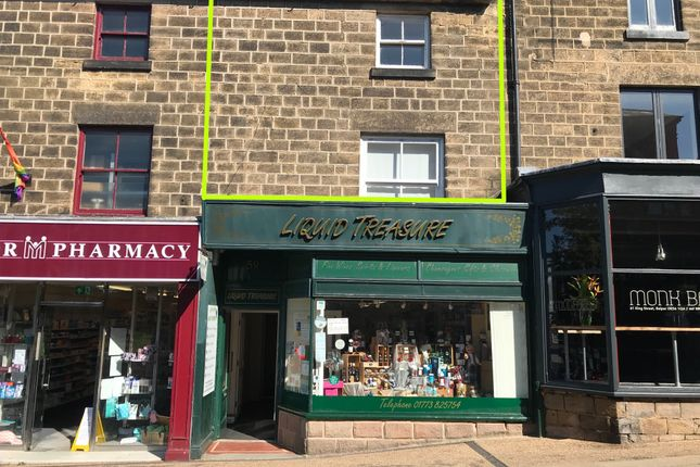 Office to let in King Street, Belper