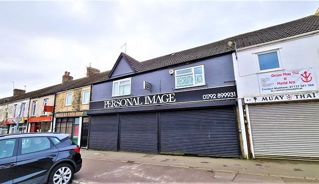 Thumbnail Retail premises for sale in High Street, Gorseinon, Swansea, City And County Of Swansea.