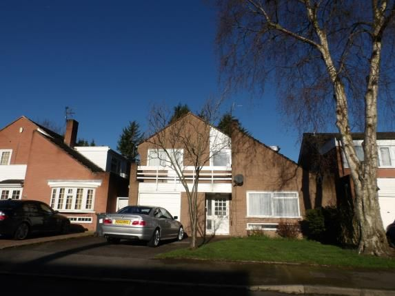 Thumbnail Detached house for sale in Shelsley Drive, Moseley, Birmingham, West Midlands