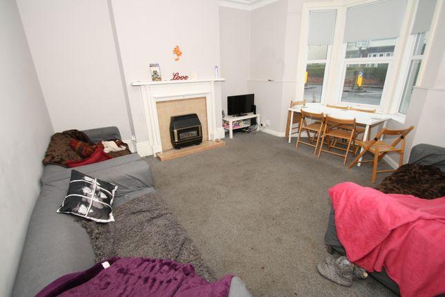Thumbnail Maisonette to rent in Osborne Road, Jesmond, Newcastle Upon Tyne