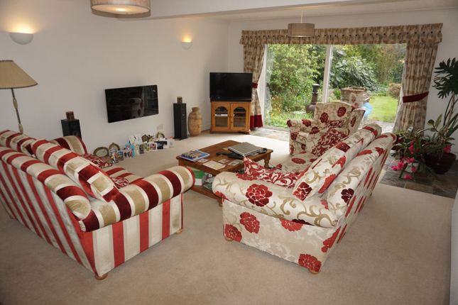 Lounge of Forest Rise, Kirby Muxloe LE9