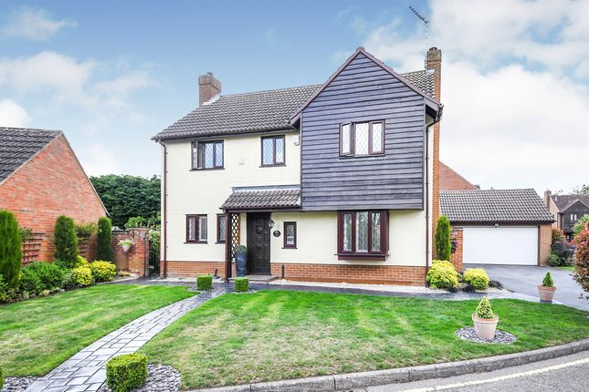 Thumbnail Detached house for sale in Rookery Close, Hatfield Peverel, Chelmsford