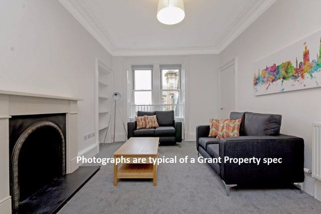 Thumbnail Flat to rent in Clarendon Place, St Georges Cross, Glasgow