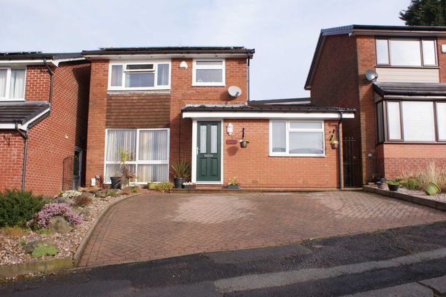 Thumbnail Detached house for sale in Ramwells Brow, Bromley Cross, Bolton