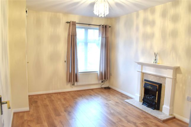 Thumbnail Terraced house to rent in Sanders Close, Shipley View, Ilkeston, Derbyshire