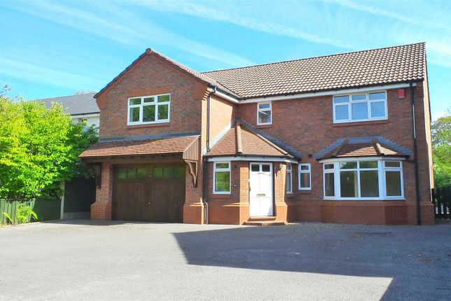 Thumbnail Detached house for sale in West Coker Road, Yeovil
