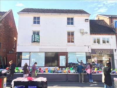 Thumbnail Retail premises for sale in 17-19 Cheshire Street, Market Drayton, Shropshire