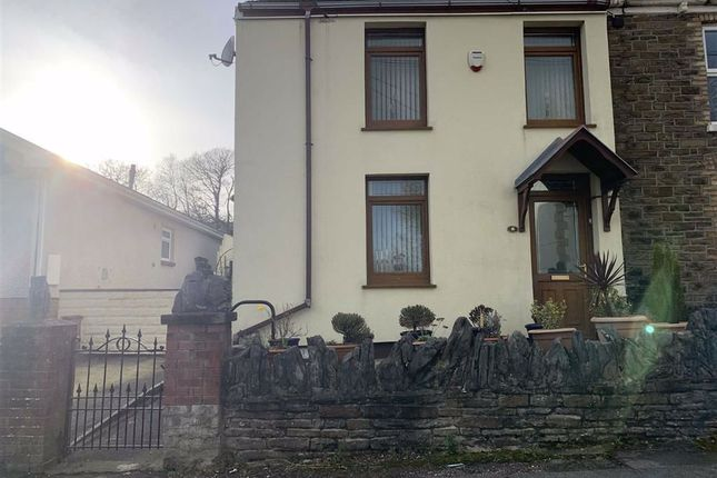 Thumbnail Semi-detached house for sale in Heol Y Cae, Clydach, Swansea