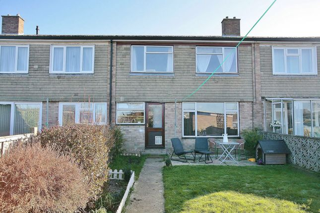 Thumbnail Terraced house to rent in Chandler Close, Bampton, Oxfordshire