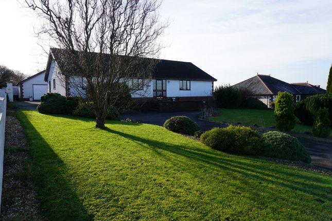Detached bungalow for sale in Heol Y Foel, Foelgastell, Llanelli
