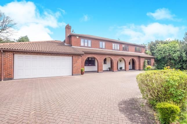 Thumbnail Detached house for sale in Hall Gardens, Bramcote, Nottingham, Nottinghamshire