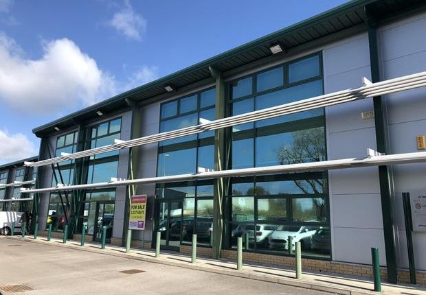 Thumbnail Office for sale in 2 Minerva Court, Chester West Employment Park, Chester, Cheshire