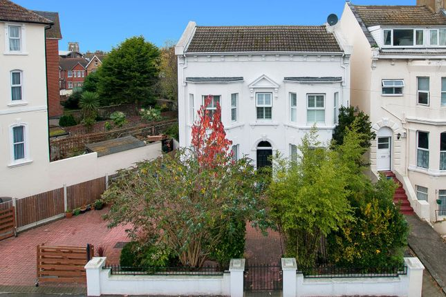 Thumbnail Detached house for sale in Coolinge Road, Folkestone