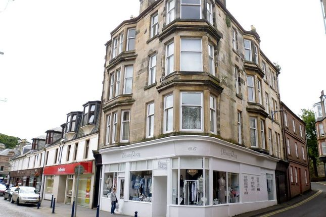1 bed flat for sale in Montague Street, Rothesay