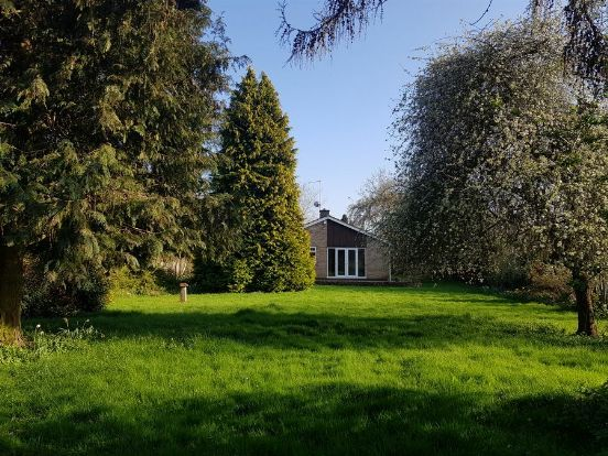 Garden of Pitsford Road, Moulton, Northampton NN3
