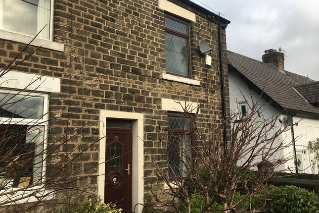 Thumbnail End terrace house to rent in Glossop Road, Gamesley, Glossop