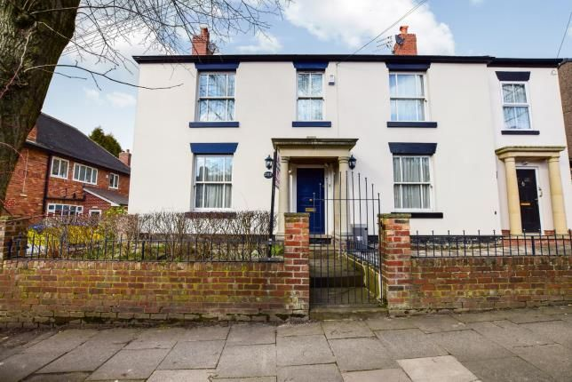 Thumbnail Semi-detached house for sale in Stockport Road, Hyde, Greater Manchester, United Kingdom