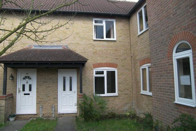 Thumbnail Terraced house to rent in Dale Close, Colchester, Essex