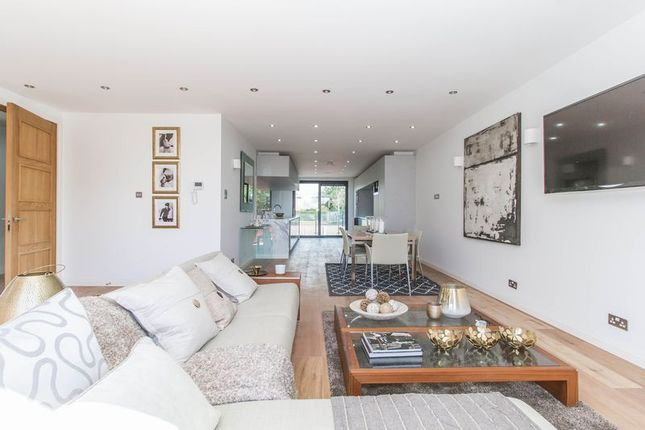 Thumbnail Flat for sale in Eden Lodges, Manor Road, Chigwell