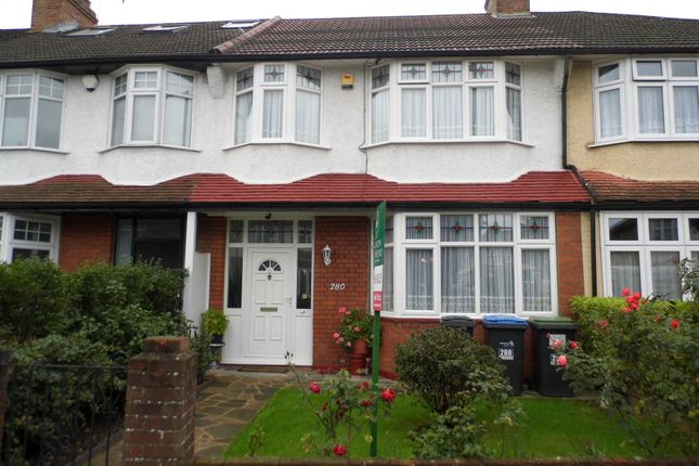 Thumbnail Terraced house for sale in Bury Street West, London