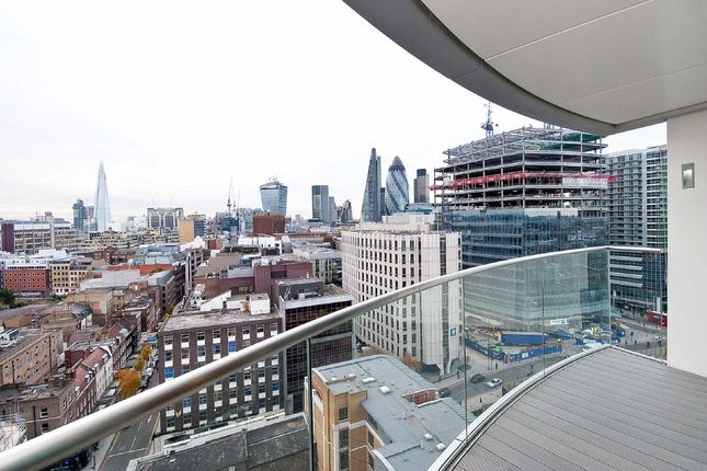Thumbnail Flat for sale in Altitude Point, 71 Alie Street, London